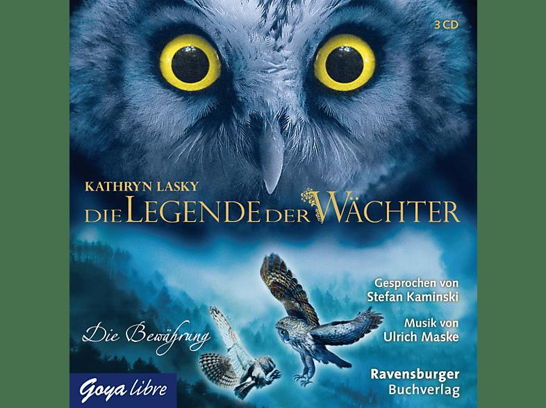 Die Legende der Wächter: Die Bewährung - (CD)