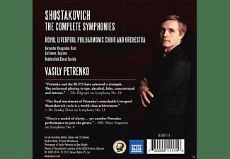 James Gal, Alexander Vinogradov, Royal Liverpool Philharmonic Orchestra And Choir - Sämtliche Sinfonien  - (CD)
