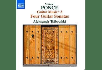 Aleksandr Tsiboulski - Gitarrenmusik Vol.3  - (CD)