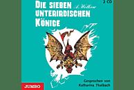 Zauberland - Band 3: Die sieben unterirdischen Könige - (CD)