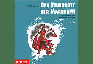 - Zauberland - Band 4: Der Feuergott der Marranen  - (CD)