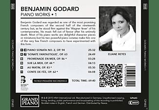 Eliane Reyes - Klavierwerke Vol.1  - (CD)