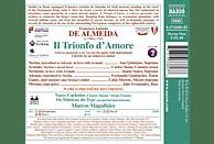 Voces Caelestes, Os Musicos Do Tejo - Il Trionfo D'amore [CD]