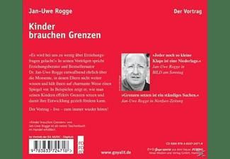 Kinder brauchen Grenzen - Der Vortrag  - (CD)