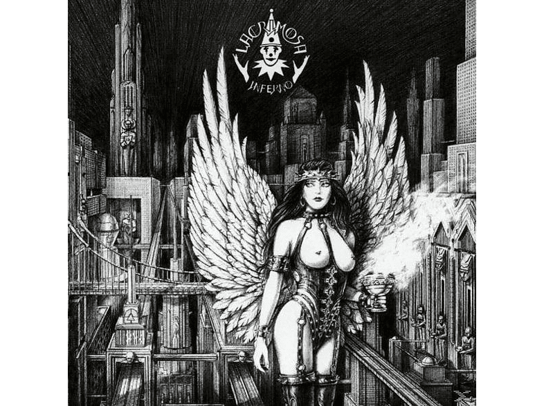 Lacrimosa - Inferno [CD]