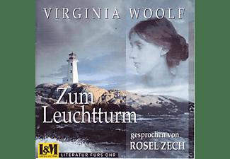 Virginia Woolf - Zum Leuchtturm  - (CD)