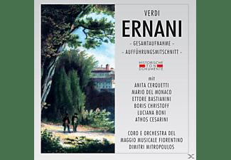 Coro E Orch.Del Maggio Musicale Fiorentino - Ernani  - (CD)