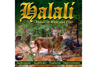 VARIOUS - Halali In Wald Und Flur  - (CD)