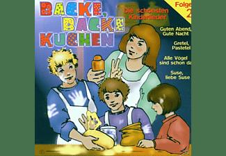 VARIOUS - Backe, Backe Kuchen-Folge 2  - (CD)