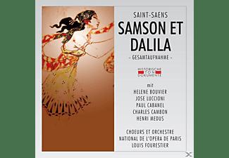 Choeurs Et Orch.Nationale De L'Opera De Paris - Samson Et Dalila (Ga)  - (CD)