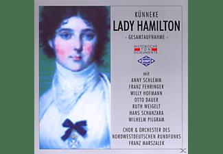Chor - Lady Hamilton  - (CD)