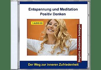Verlag Thomas Rettenmaier - Entspannung Und Meditation-Positiv Denken  - (CD)
