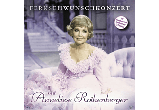 Anneliese Rothenberger - Fernsehwunschkonzert Mit  - (CD)