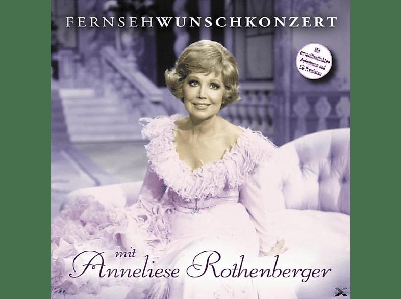 Anneliese Rothenberger - Fernsehwunschkonzert Mit [CD]