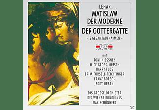 Das Grosse Orchester Des Wiener Rundfunks - Mitislaw Der Moderne/Der Göttergatte  - (CD)