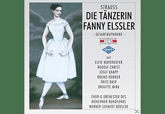 Chor Und Orchester Des Münchner Rundfunks & Schmidt-boelcke - Strauss: Die Tänzerin Fanny Elssler  - (CD)