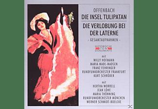 Chor - Die Insel Tulipatan/ Die Verlobung Bei Der Laterne  - (CD)