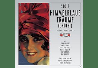 Benno Kusche, Herta Talmar, Peter Alexander, Hedda Heusser, Lou Van Burg, Maria Mucke, Chor & Orchester Des Kölner Rundfunks - Himmelblaue Träume (Grüezi)  - (CD)