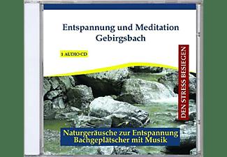 VARIOUS - Entspannung Und Meditation Geb  - (CD)