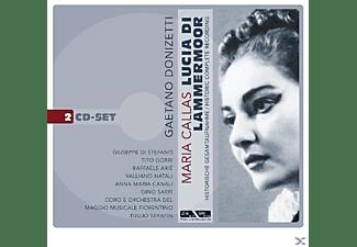 Maria Callas, Tullio Serafin, Mmfo - Lucia Di Lammermoor (Donizetti, Gaetano)  - (CD)