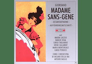 VARIOUS - Madame Sans-Gene  - (CD)