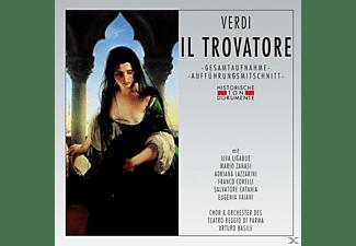 Chor & Orchester Des Teatro Reggio Di Parma - Il Trovatore  - (CD)