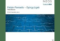 Dimitri Vassilakis - Klavieretüden [CD]