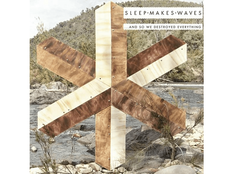 Sleepmakeswaves - ...And So We Destroyed Everything [LP + Bonus-CD]