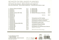 D. M. Visotzky, Beatrice Zawodnik, Barry Guy, Pauset Brice, Leonardo Garcia Alacron - Schizzi Di Orlando Furioso [CD]