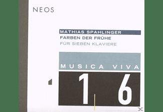Avery - Farben Der Frühe  - (CD)