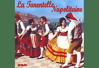 Angelo Petisi - Die neapolitanische Tarantella  - (CD)