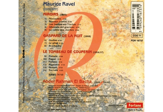 El Bacha Abdel Rahman - Klavierwerke  - (CD)