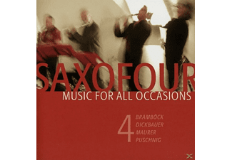 Saxofour - Music For All Occasions - (CD)