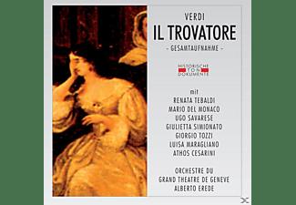 Coro D.Maggio Music.Fiorenti - Il Trovatore  - (CD)