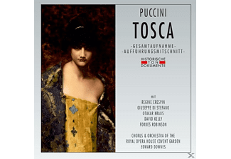 Orchestra & Chorus Of The Royal Opera House Covent - Tosca  - (CD)