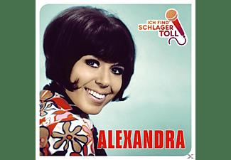 Alexandra - Ich Find' Schlager Toll  - (CD)