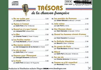 VARIOUS - Schätze des französischen Chanson  - (CD)