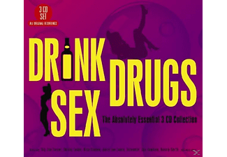 Variuos Artists - Drink Drugs Sex  - (CD)