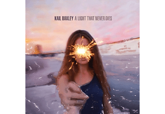 Kail Baxley - A Light That Never Dies  - (CD)