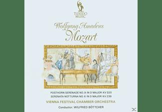 Böttcher, Wiener Festivalorchester - Serenaden  - (CD)