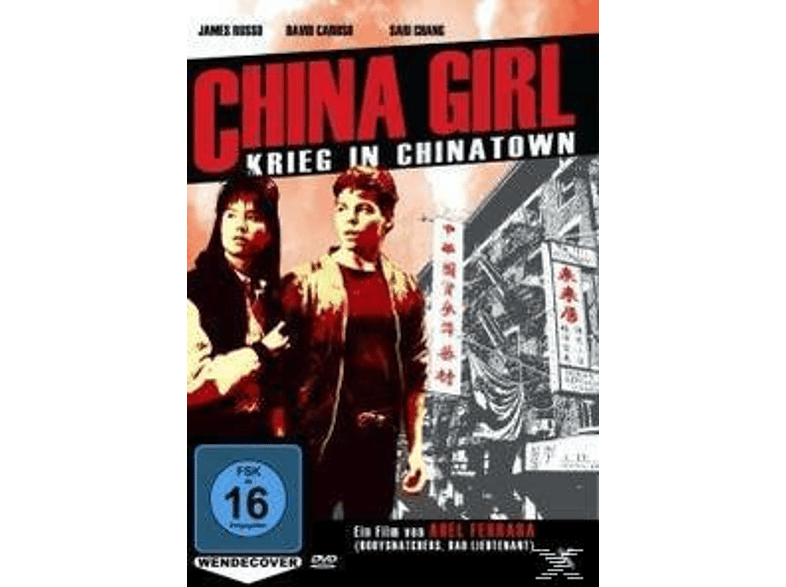 China Girl- Krieg in Chinatown [DVD]