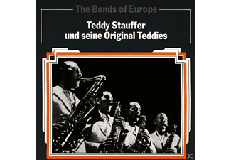 Teddy Stauffer - Bands Of Europe  - (CD)