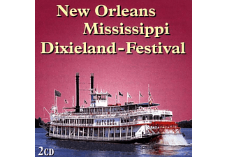 VARIOUS - New Orleans-Mississippi-Dixie  - (CD)
