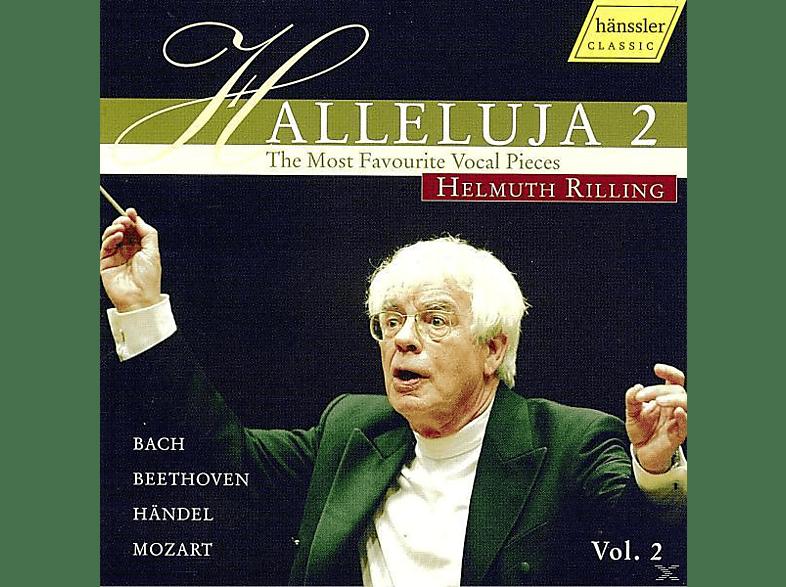 Helmuth Rilling - Halleluja 2 [CD]