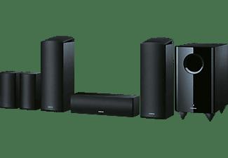 ONKYO SKS-HT588 Lautsprechersystem (5.1 Kanal, Schwarz)