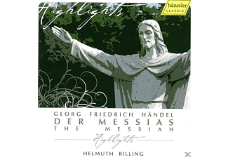 Gächinger Kantorei - Der Messias (Highlights) - (CD)