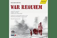 Helmuth Rilling - War Requiem [CD]
