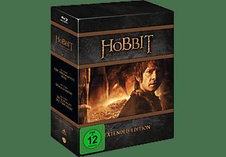 Der Hobbit Trilogie - Extended Edition Box [Blu-ray]