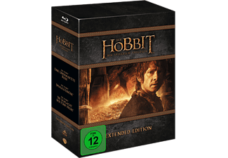 Der Hobbit Trilogie - Extended Edition Box [Blu-ray]