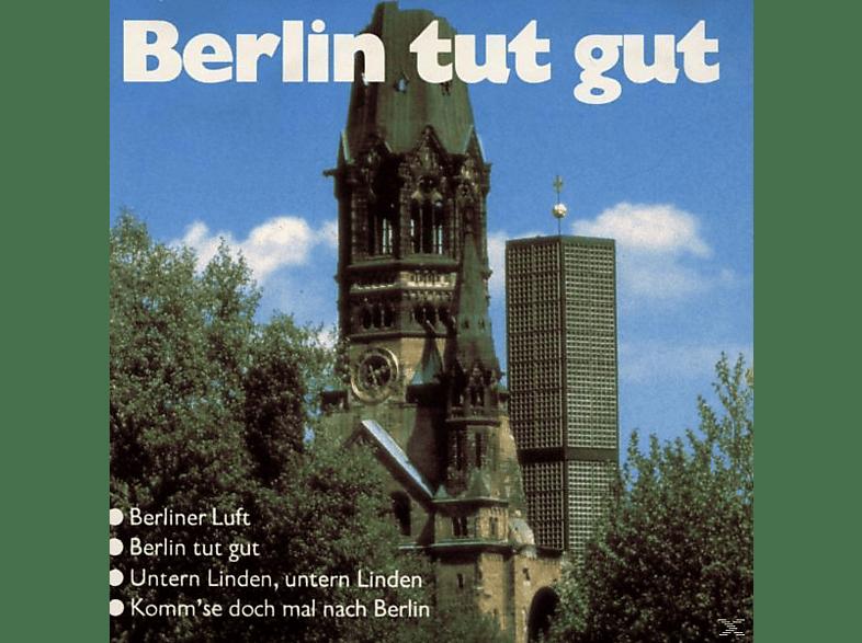 VARIOUS - Berlin Tut Gut [CD]
